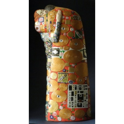 Gustav Klimt The Fulfillment, Figurine