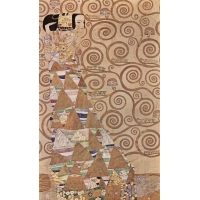 Gustav Klimt Expectation, Figurine