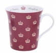 Mug 'Prussian Crown', red