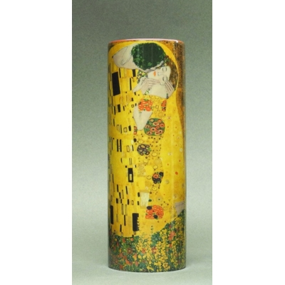 Gustav Klimt Vase, The ..