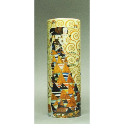 Gustav Klimt Vase, The Expectation