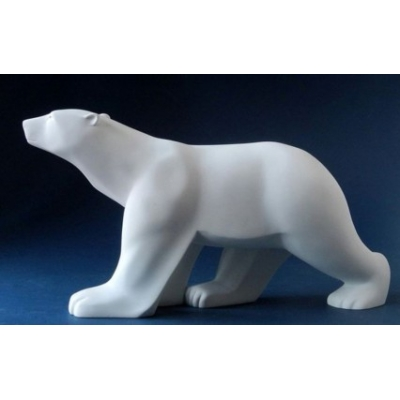Pompon, Polar Bear Replica