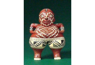 CHUPÍCUARO FERTILITY FIGURINE Replica