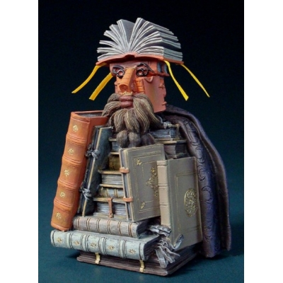 Arcimboldo, The Librarian Replica