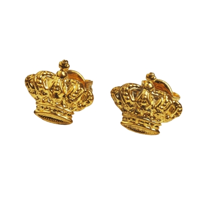 "Earrings ""Prussian Crown"""