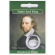 Tudor Seal Ring - Pewter