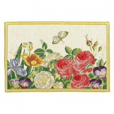 "Placemat ""Royal Flowers"""