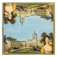 "Table Napkin ""Queen Louise of Prussia"""
