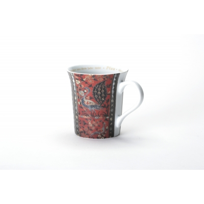 Mug 'Peacock from Pergamon Museum'