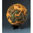 Sphere with Reptiles MC Escher