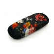 Glasses Case Flowers Ja..