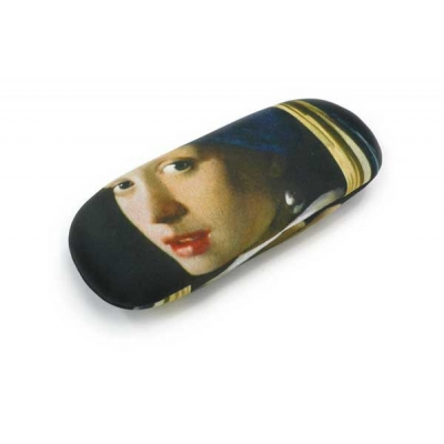 Glasses Case Girl with a pearl earring, by Johannes Vermeer