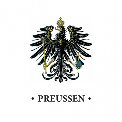 Magnet Royal Prussian Eagle