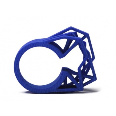 Ring Solitaire, 3D Nylon