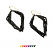 Earrings Solitaire, 3D ..