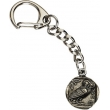 Greek Coin Keyring