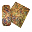 Eye Glasses Case and Cleaning Cloth: Jackson Pollock, Jump In