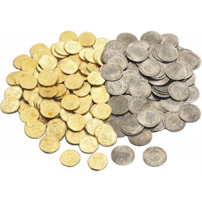 Pirate Replica Coins 20