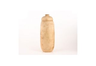 Qumran scroll jar with papyrus role