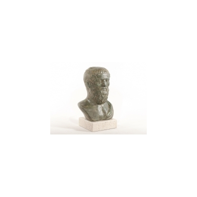 Bust of Plato The Greek..