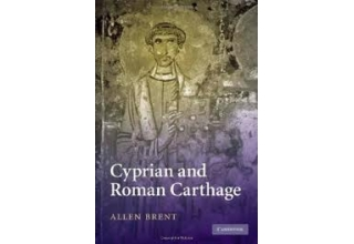 Allen Brent, Cyprian and Roman Carthage