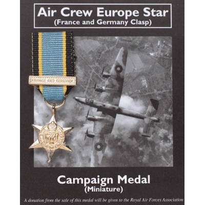 AIR CREW EUROPE STAR RE..