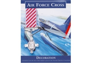 Air Force Cross - Miniature Replica