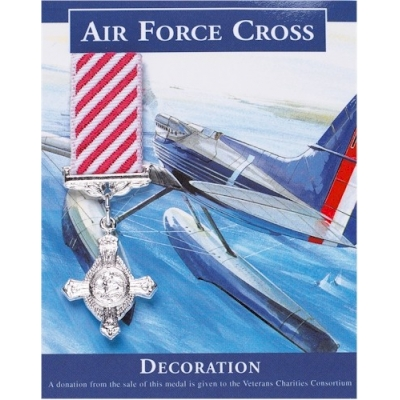 Air Force Cross - Minia..