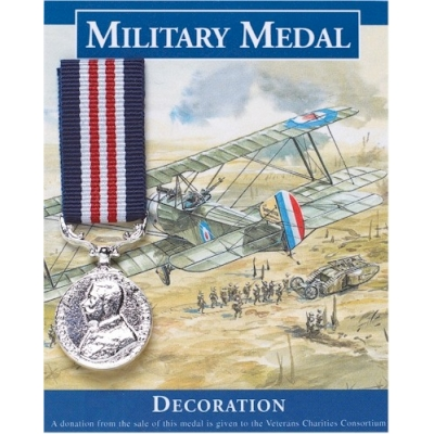 Military Medal Mini Rep..