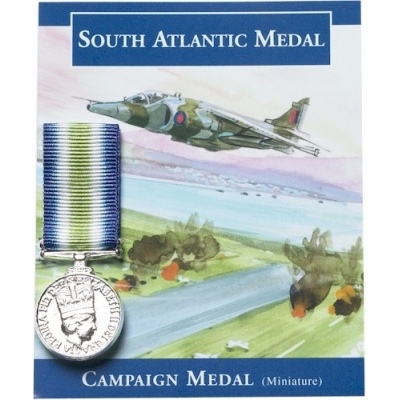 South Atlantic Medal Mi..