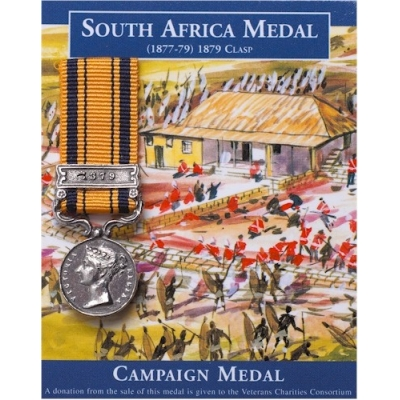 South Africa Medal Mini..