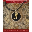 Dolphin Pendant Gold Pl..