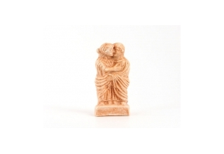Roman Terracotta Replica Lovers