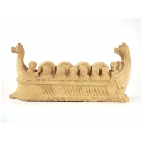 Large Roman wine ship from Neumagen Replica