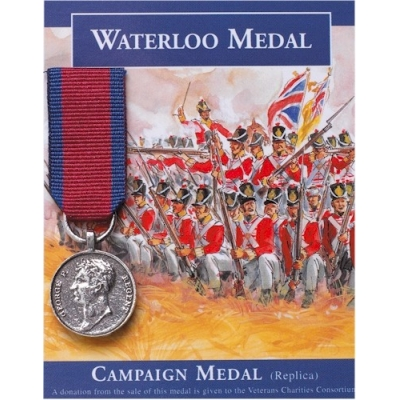 Waterloo Medal