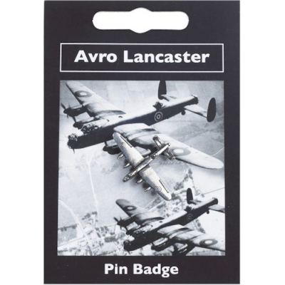 Avro Lancaster Pin Badge - P..