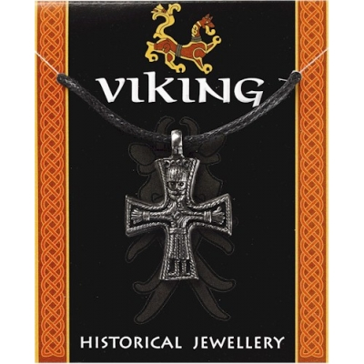 Viking Cross Pendant