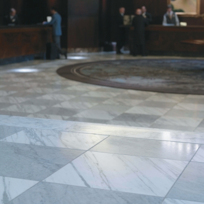 * Marble Cleaning and Sealing Combo - 150m2