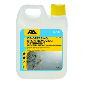 FilaPS87 - degreasing, stain..
