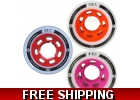 Atom Boom Solid Core Roller Skate Wheels