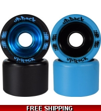 Backspin Uprock Roller Skate Wheels