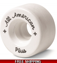 Sure-Grip All American Plus Roller Skate Wheels