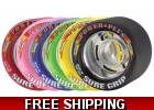 Sure-Grip Power Plus Roller Skate Wheels