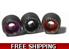 Sure-Grip Zombie Roller Skate Wheels