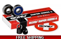 Bones Super Swiss 6 Rol..