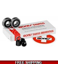 Bones Swiss Roller Skate Bearings