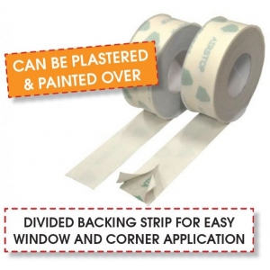 Airstop Flex Fee Window Tape