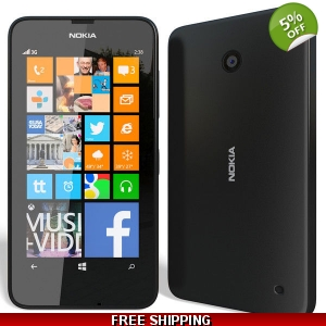 Nokia Lumia 630 Dual Sim Windows 8.1 Unlocked Sm..