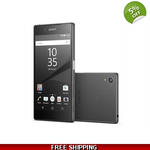 Sony Xperia Z5 4G Dual SIM Smart Phone E6683 32GB Unlocked