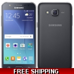 Samsung Galaxy J7 Dual SIM J700H/DS 4G 16GB Smart Phone Unlocked